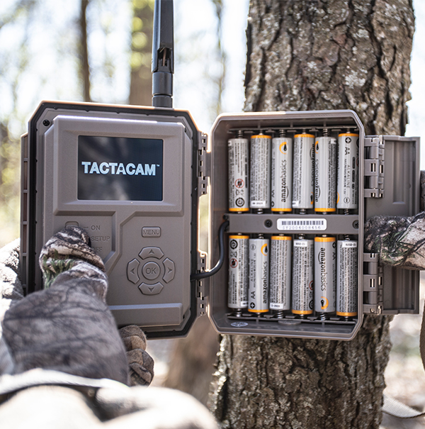 Tactacam hunting products