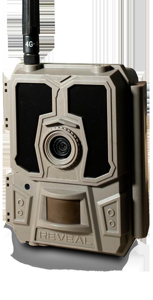 reveal cellular camera by tactacam