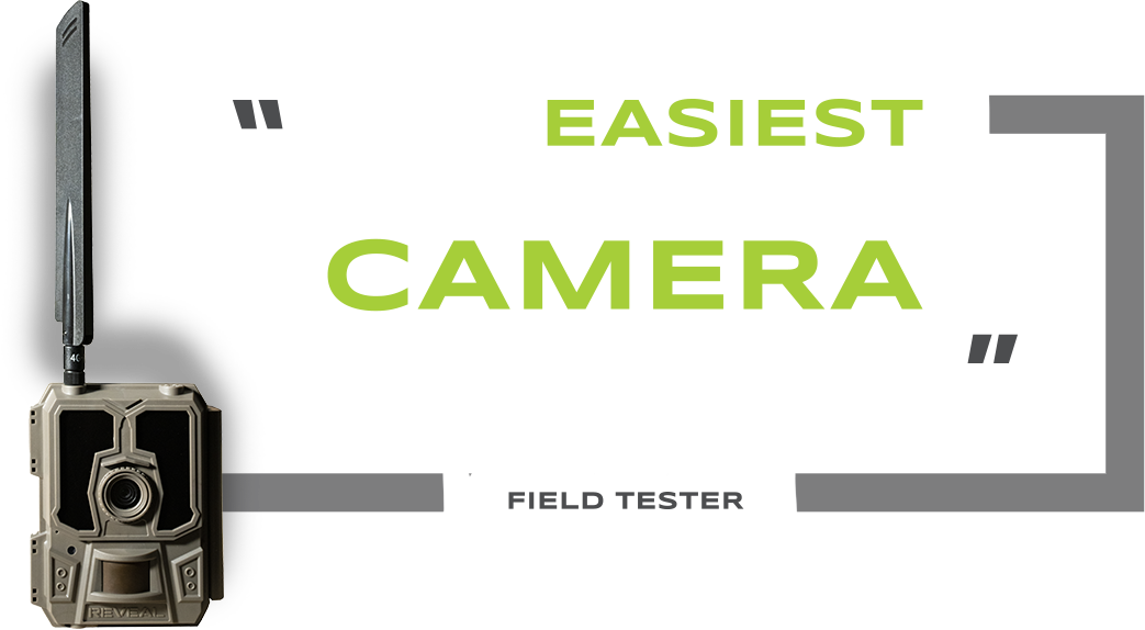 reveal cellular camera is the best cell camera to set up