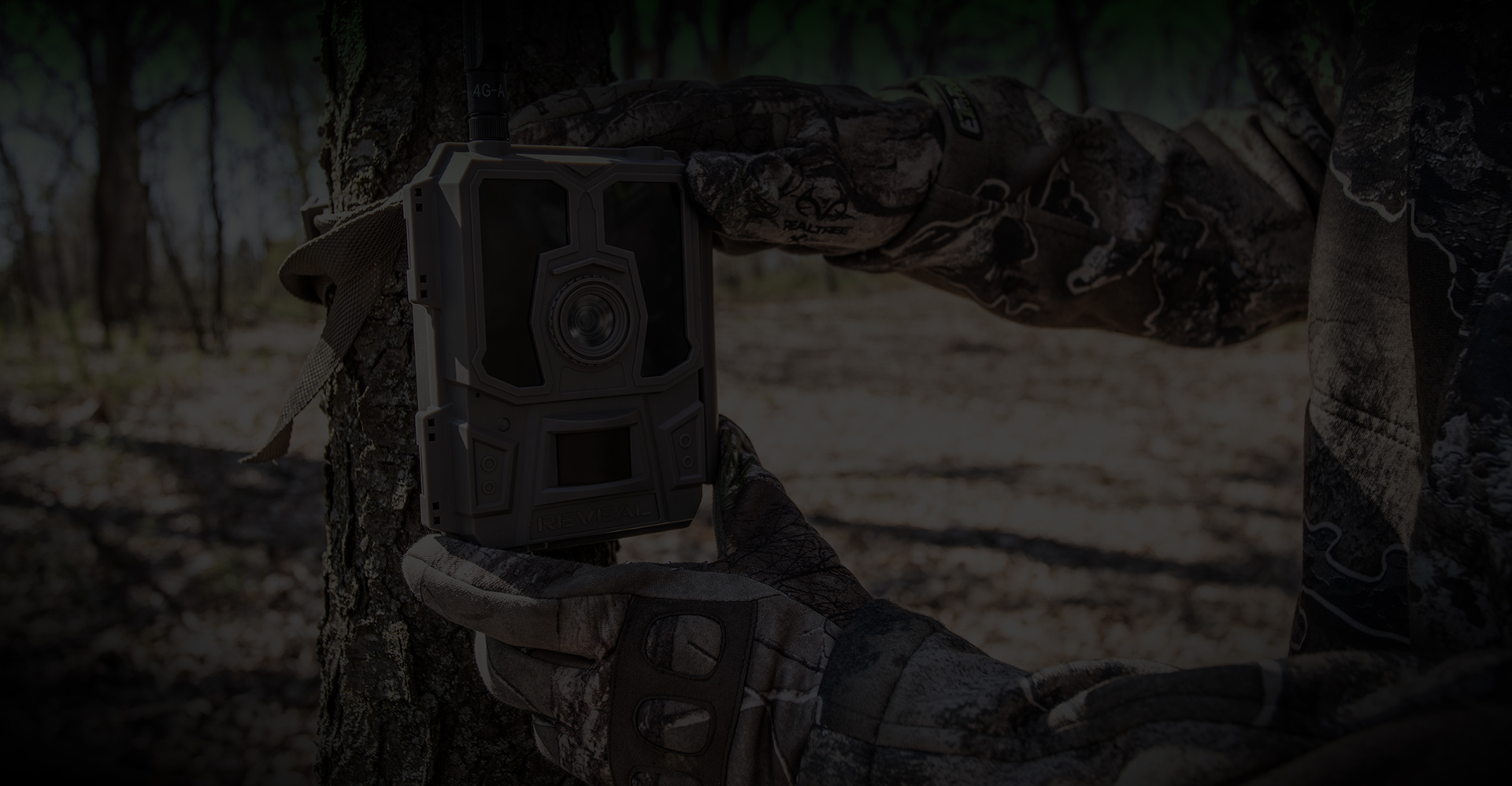 reveal by tactacam hunting cellular camera