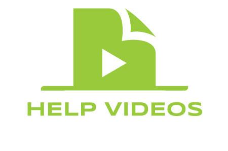 support help videos