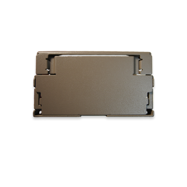 Bottom of Lockable Security Box for Reveal X