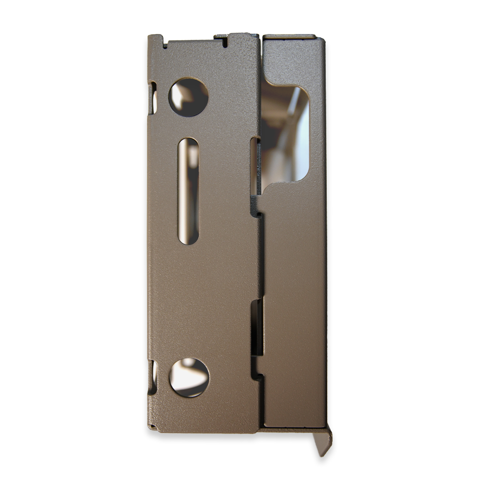 Left Side of Lockable Security Box for Reveal X